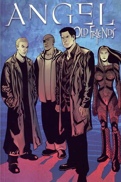 Angel TPB Vol. 2: Old Friends