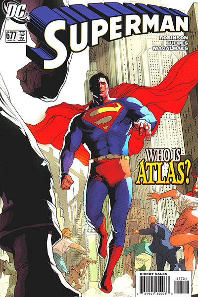 Superman #677 (Variant Cover Edition)