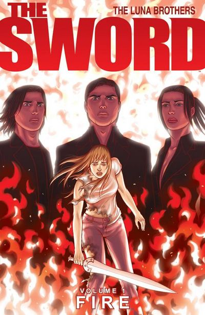 Sword TPB Vol. 01 Fire