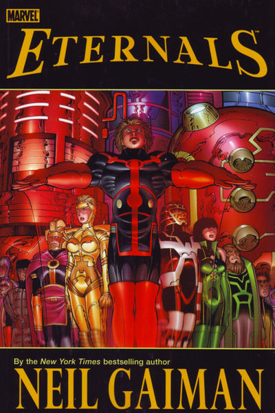 Eternals by Neil Gaiman TPB (New Printing)