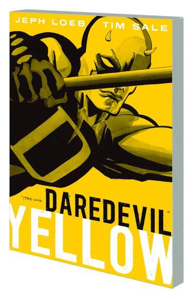 Daredevil: Yellow Cover