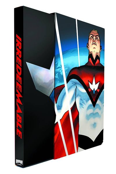 Definitive Irredeemable HC Vol. 01