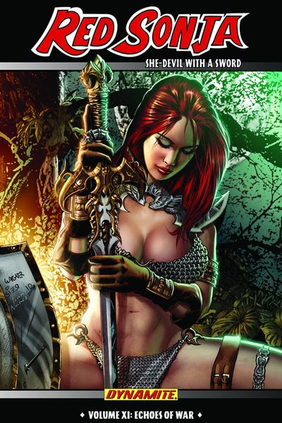 Red Sonja TPB Vol. 11 Echoes of War