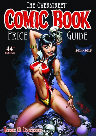 Overstreet Comic Book Price Guide HC Vol. 44 Vampirella