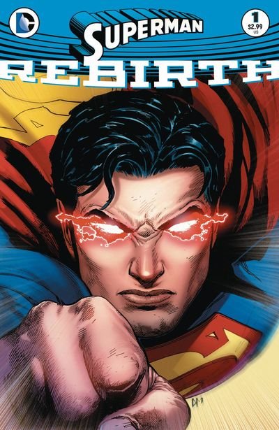 Superman Rebirth comics at TFAW.com