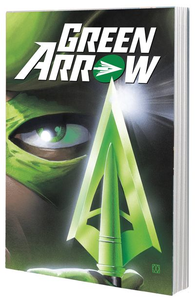 Green Arrow Kevin Smith Cover