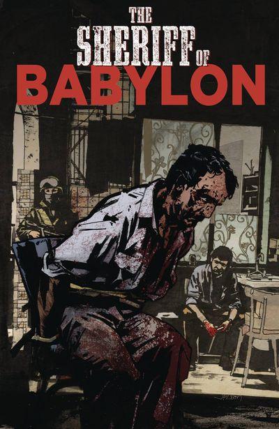 Sheriff of Babylon comics at TFAW.com