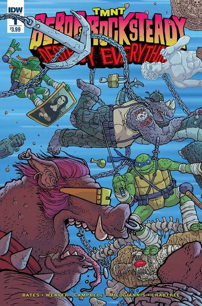 TMNT comics at TFAW.com