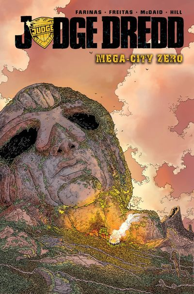 Judge Dredd Mega-City Zero TPB Vol. 01