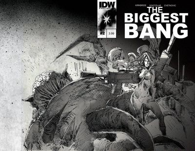 Biggest Bang #2 (of 4) (Subscription Variant)