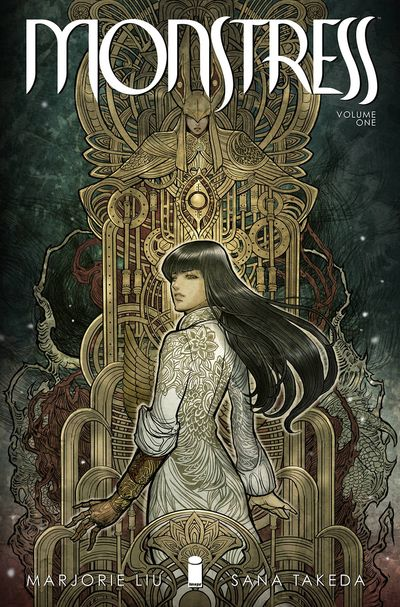 Monstress comics at TFAW.com