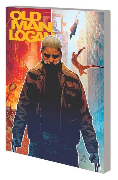 Old Man Logan comics at TFAW.com