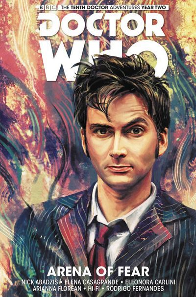Doctor Who 10th HC Vol. 05 Arena of Fear