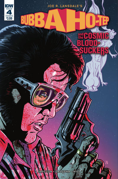 Bubba Ho-Tep & Cosmic Blood-Suckers #4 (Cover B - Galusha)