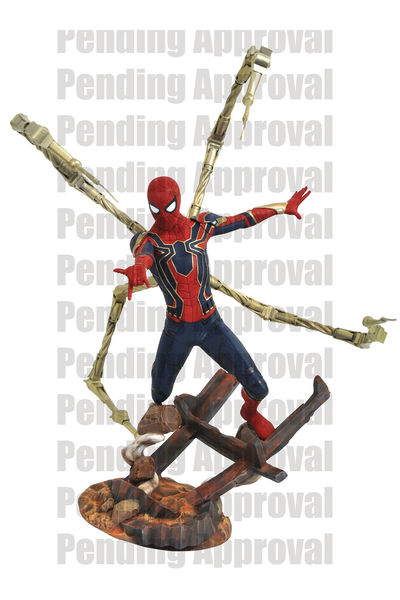 Marvel Premier Collection Avengers: Infinity War Iron Spider-Man Statue
