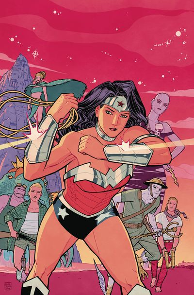 Wonder Woman Blood and Guts TPB