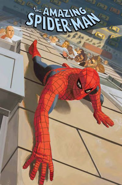 Amazing Spider-Man #23 (Acuna Marvels 25th Tribute Variant)