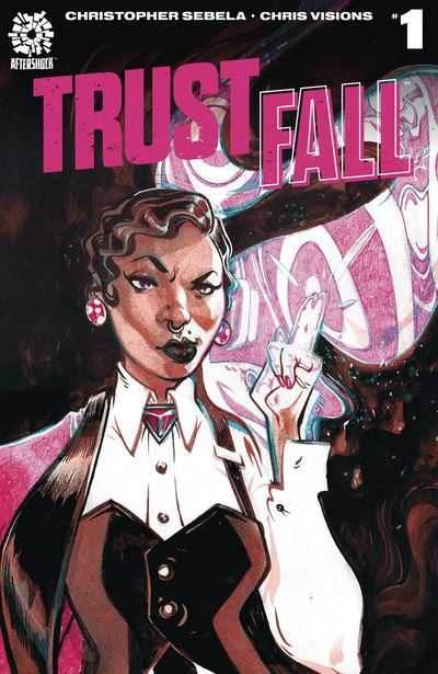 Trust Fall #1 (Cover A - Visions)