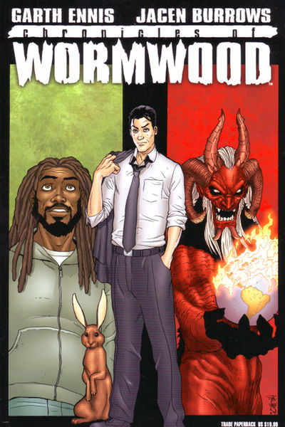 Garth Ennis Chronicles of Wormwood TPB