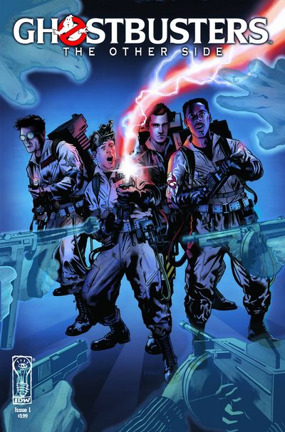 Ghostbusters The Other Side #1