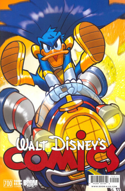 Walt Disneys Comics & Stories #700