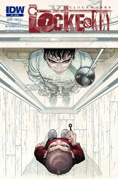 Locke & Key Clockworks #3 (of 6)
