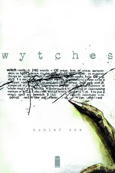 Wytches #1 review at TFAW.com