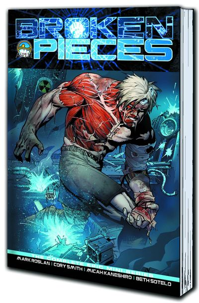 Broken Pieces TPB Vol. 01