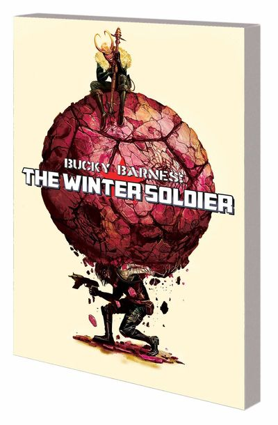 Bucky Barnes Winter Soldier TPB Vol. 02 -  Marvel Comics, AUG150902D