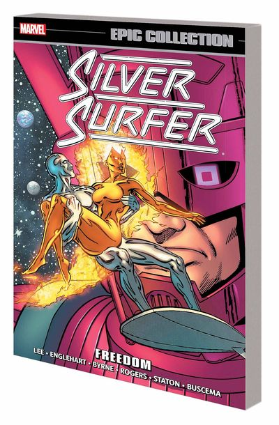 Silver Surfer Epic Collection TPB Freedom