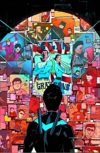 Nightwing comics at TFAW.com