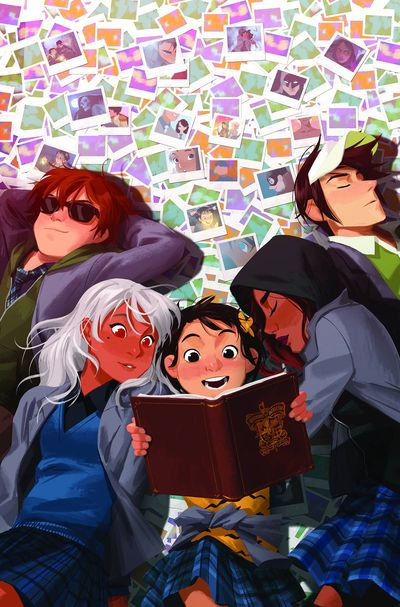 Gotham Academy comics at TFAW.com