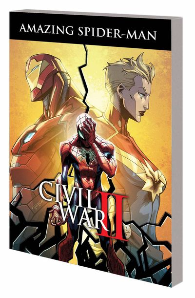 Civil War II Amazing Spider-Man TPB