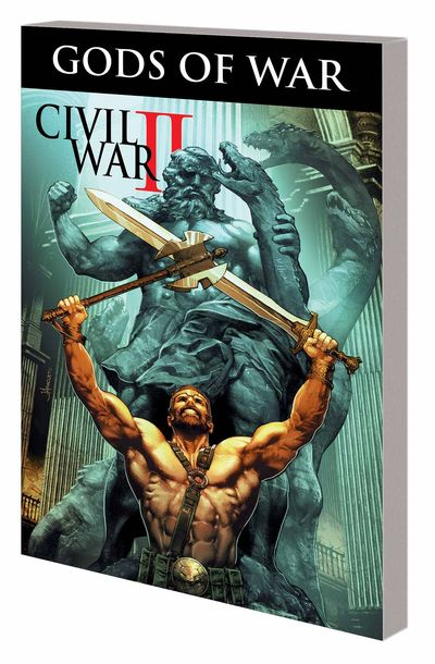 Civil War II Gods of War TPB