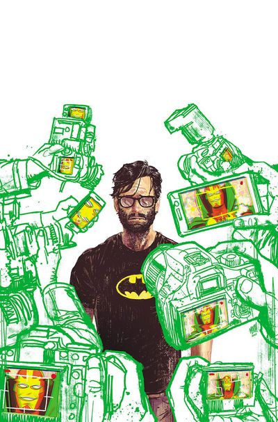 Mister Miracle #3 (of 12) (Gerads Variant)