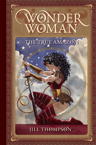 Wonder Woman The True Amazon TPB