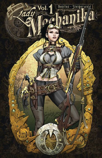 Lady Mechanika Oversized HC Vol. 01