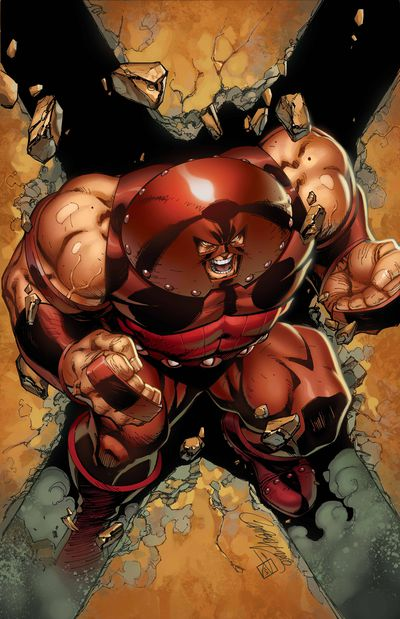X-Men Black Juggernaut #1