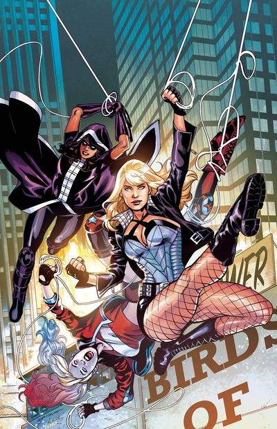 Birds of Prey #1