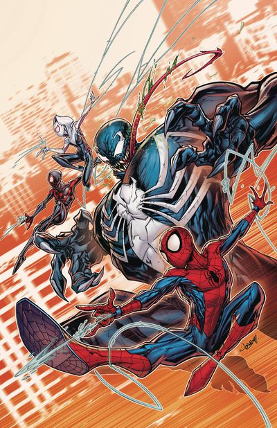 Marvel Action Spider-Man #11 (Cover A - Tinto)