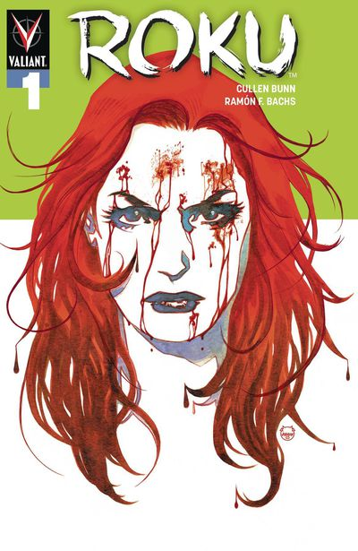 Roku #1 (of 4) (Cover A - Johnson)