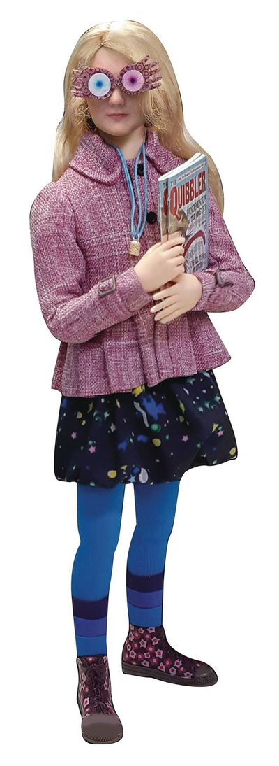 Harry Potter Series - Luna Lovegood 1/6 Scale Action Figure (Casual Wear Version)
