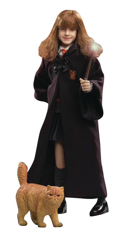 Harry Potter - Sorcerers Stone Hermione 1/6 Scale Action Figure Child Halloween Ver