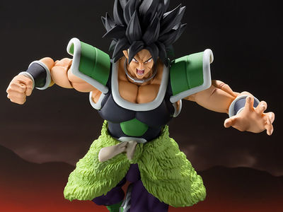 Dragon Ball Super: S.H. Figuarts Broly