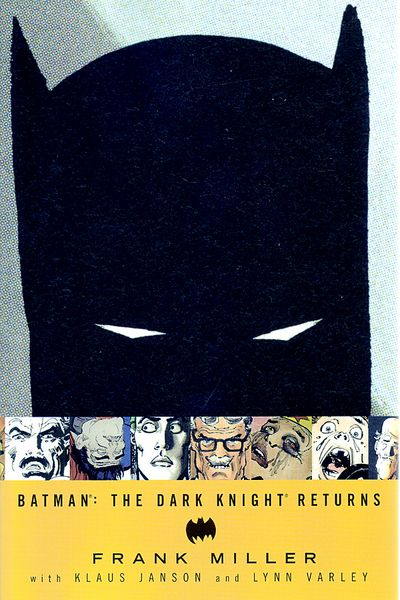 Batman TPB: The Dark Knight Returns