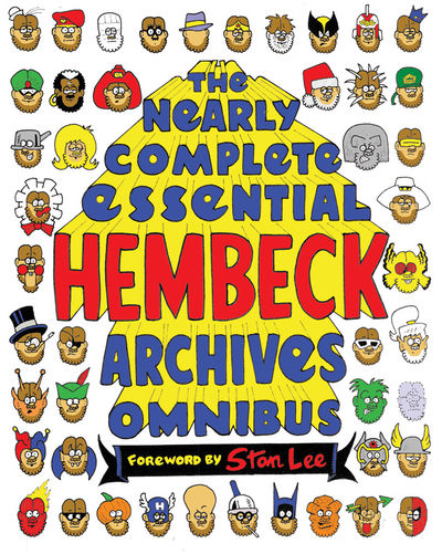 Nearly Complete Essential Hembeck Archives Omnibus