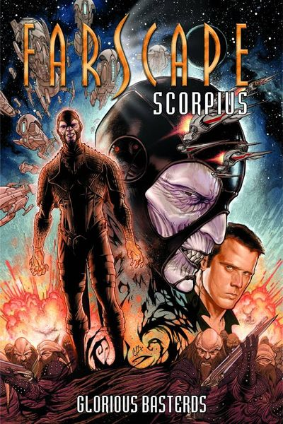 Farscape Scorpius TPB Vol. 02