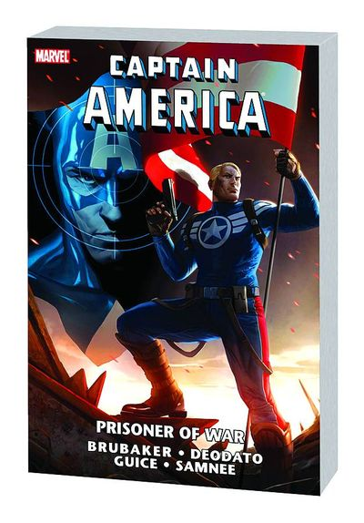 Captain America Prisoner of War TPB