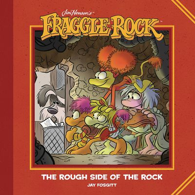 ISBN 9781684153350 product image for Jim Hensons Fraggle Rock Rough Side of Rock HC | upcitemdb.com