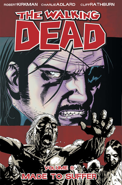 Walking Dead TPB Vol. 8 Cover